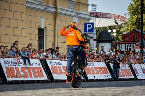 St. Petersburg Harley Days 2015